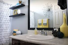 Small Picture Small Bathroom Decorating Ideas On Tight Budget Top Small