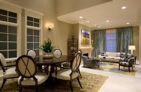 Living Room Dining Room Combined