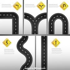 Templates For Signs Free Road Signs Template Vector Free Download