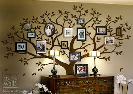 wall decals at target tree silhouette wall decal target narrow family tree decal simple shapes