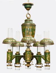 french antique tole peinte chandelier french antique tole peinte chandelier