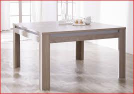 Table Salle à Manger Carrée Extensible Table Cuisine Rectangulaire