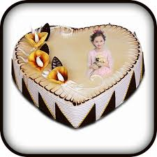 App Insights Birthday Cake Frame Photo Editor Blend Me Collage