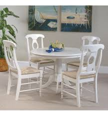 42 round table. Linen · Espresso With Empire Chairs And Rush Seats 42 Round Table