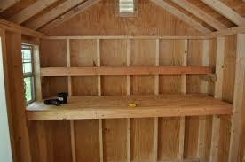 installing the overhead shelf