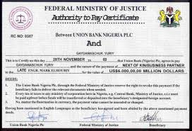 In Buying 30 4-1-9 Nigerian Frauds Car Documents Phony Scams And Used
