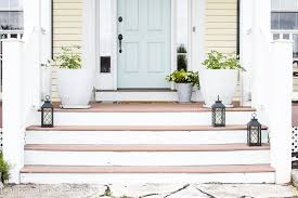 Amazing front porch winter ideas on budget Decor Ideas Front Porch Refresh front Porch Decor Ideas On Budget House Of Hawthornes Outdoor Decorating Ideas And Affordable Ways To Decorate Your Front