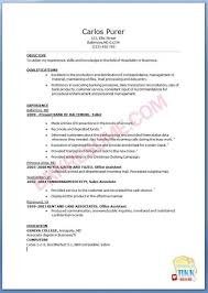 template well written resume objectives example of a well written resume
