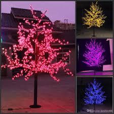 Cherry Blossom Christmas Lights Led Christmas Light Cherry Blossom Tree 480pcs Led Bulbs 1 5