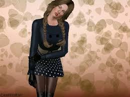 Carpediem* Sims: Minnie (Sims 3 Female Sim)