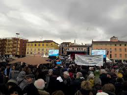 Sardine, a Bologna concertone: Bonaccini non ci ha cercato ...