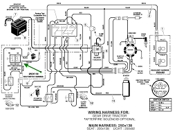 john deere 318 wiring diagram john wiring diagrams my john deere 318 tractor has an electrical problem the engine