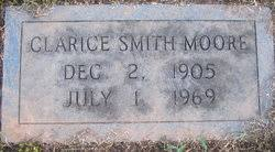 Clarice Erna Smith Moore (1905-1969) - Find A Grave Memorial