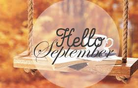 Risultati immagini per welcome september