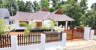 Small Picture 1430 Square Feet 3 Bedroom Single Floor Kerala Style Home Design