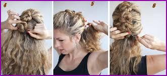 Coiffure Pour Cheveux Frisés Femme 91656 Coiffure Rapide