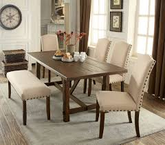 nailhead dining chairs dining room. Outstanding Nailhead Dining Chairs Swineflumaps Within Ordinary Room MKsoccercamp.com