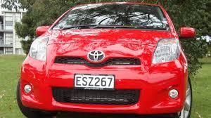 2009 Toyota Yaris Check Engine Light Toyota Yaris Rs 2009 Car Review Aa New Zealand