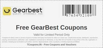 GearBest Coupons and Offers for April 2021 | 7Coupons.IN