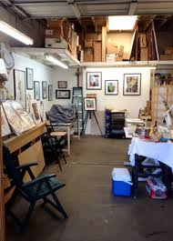 art studio lighting. Artist Studio Lighting. Art For Rent At Artstreet Lighting U O
