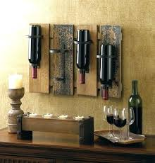 pallet wall wine rack. Rustic Wine Rack Iron Wall Pallet Plans .