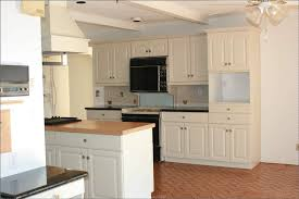 white painted cabinetsPainting Oak Kitchen Cabinets Antique White  Home Improvement