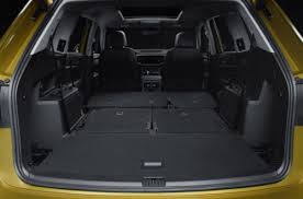 2018 volkswagen atlas interior. plain 2018 2018 vw atlas cargo area rear for volkswagen interior e