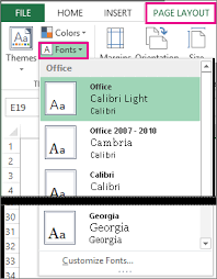 Change A Theme And Make It The Default In Word Or Excel Office Support
