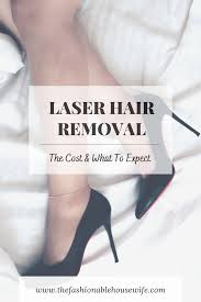 laser hair removal the cost and what