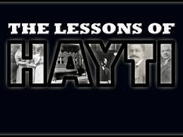 """THE LESSONS OF HAYTI"""" by Byron Hunter — Kickstarter 
