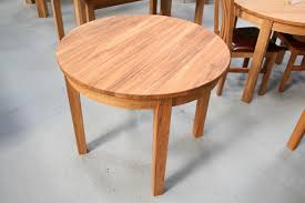 round 90cm x 90cm solid european oak table 339 reduced to just 299