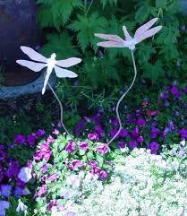 dragonfly garden stakes. Dragonfly Garden Stakes D