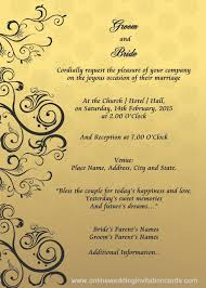 wedding invitation wording menaka cards tuckedletterpress