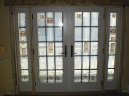 image of interior of patio andersen french door