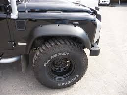 landrover defender extended arches