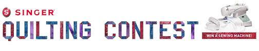 SINGER Quilting Contest & 92 Entries ... Adamdwight.com