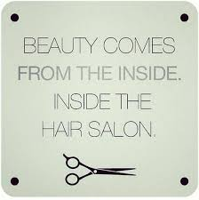 Funny Beauty Salon Quotes
