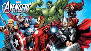 Marvel Avengers Assemble hd wallpaper ...