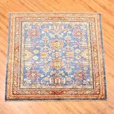 square rugs 6x6 6 rug vintage area x club cozy for uk