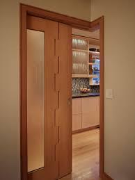 Double Swinging Kitchen Doors Modern Door Panel Design Of Black Mahogany 4 Panel And Double