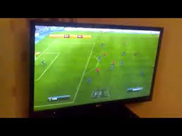 sony tv 42 inch. fifa 12 on sony bravia 42 inch sony tv