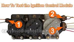 part 1 testing the ignition module and crank sensor (gm 3 1l, 3 4l)  at 1995 Pontiac Grandam Crankshaft Position Sensor Wiring Harness