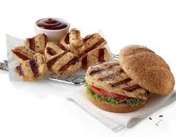 healthy food at fil a
