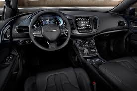 Small Picture Interior Design Chrysler 200 2015 Interior Home Design Image