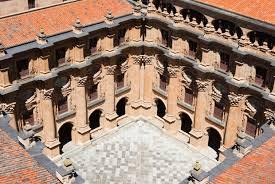 famous architectural buildings around the world. Contemporary World If You Need To Study Up On Your European Architecture Ditch The Books And  Head North Of Madrid Salamanca Spain Inside Famous Architectural Buildings Around The World