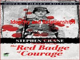 t oday ed essay checklist language unit your english  identity and relationships fight vs flight the red badge of courage