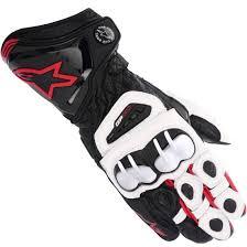 Alpinestars Gp Pro Black White Red Gloves