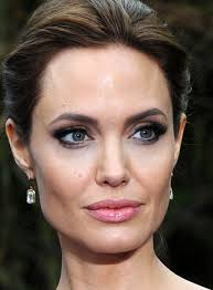 angelina jolie s makeup artist on sculpting cheekbones maleficent costume and props private reception red carpet arrivals