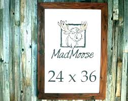 24x36 frame with mat full size of white wood poster frames frame with mat picture black 24x36 frame
