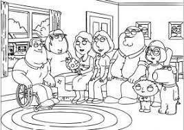 Small Picture Family Guy Coloring Pages Coloring4Freecom